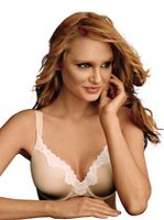Sweet Nothings by Maidenform Extra Coverage Bra White 38C