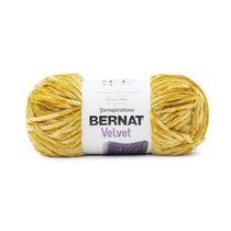 Bernat Velvet Yarn, 10.5oz(300g), Bulky, Polyester