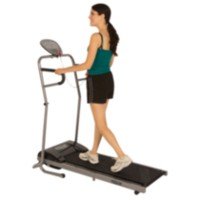 Progear 350 Power Walking Electric Treadmill With Heart Pulse Sensors