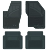 Pant Saver Custom Fit 4 Piece Mercury mats (Black) 1999 Sable