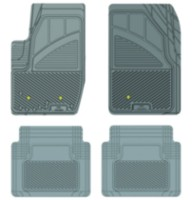 Pant Saver Custom Fit 4 Piece Mercury mats (Grey) 2005 Mariner