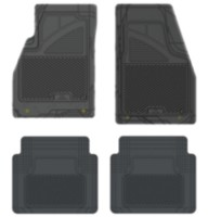 Pant Saver Custom Fit 4 Piece Chevrolet mats (Black) 2002 Cruze