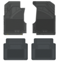 Pant Saver Custom Fit 4 Piece Honda mats (Black) 2011 CRZ