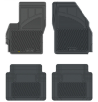 Pant Saver Custom Fit 4 Piece Mazda 5 mats (Black)