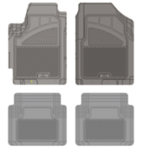 Pant Saver Custom Fit 4 Piece Nissan mats (Grey)