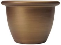 "Listo 12"" Sevilla Planter with Internal Self Watering dish"