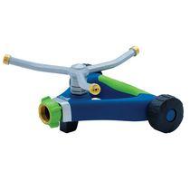 Ray Padula 3-Arm Revolving Whirling Sprinkler on Wheel Base