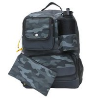 Athletic Works Multi Compartment Backpack, Grey