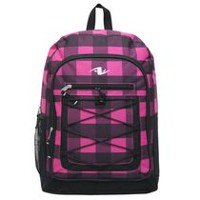 Athletic Works Bungee Backpack