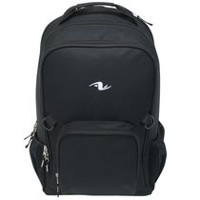 Athletic Works Wheeled Backpack - Black