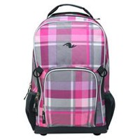 Athletic Works Wheeled Backpack - Pink