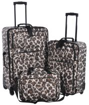 JetStream 3 Piece Luggage Spinner Set