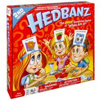 Spin Master Games HedBanz