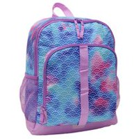 George Girls' Multi Compartment Backpack