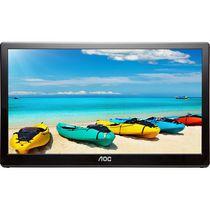 "AOC I1659FWUX 15.6"" IPS Full HD 1920 x 1080, USB 3.0-powered portable LED Monitor"