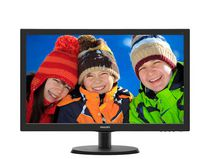 "Philips 223V5LSB 21.5"" LED Monitor with SmartControl Lite"