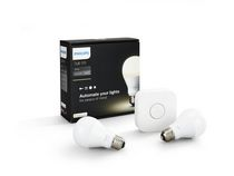 Philips Hue White Starter Kit - A19