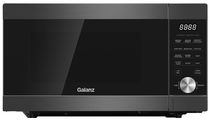 Galanz ExpressWave 1.3 Cu.Ft Sensor Cooking Microwave Oven, Black Stainless Steel