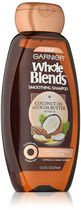 Garnier Whole Blends Coconut Oil & Cocoa Butter Smoothing Shampoo