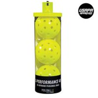 Franklin Sports X-Performance Optic Yellow Pickle Ball Balls
