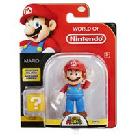 "World of Nintendo 4"" Super Mario Action Figure"