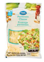 Great Value Parmesan Cheese