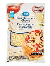 Fromage râpé pizza mozzarella GreatValue