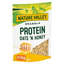 Nature Valley™ Protein Oats n' Honey Granola Cereal