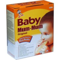 Hot-Kid Baby Mum-Mum Original Rice Rusks