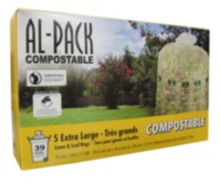AL-PACK Compostable Lawn & Leaf Bag