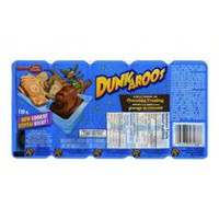 Collation Dunkaroos avec glaçage au chocolat de Betty Crocker