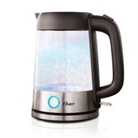 Oster Illuminating Glass Kettle - 1.7 L