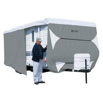 Classic Accessories PolyPro 3 Travel Trailer Cover, Fits up to 20 foot long trailers