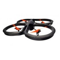 Parrot AR.Drone 2.0 Power Edition Quadcopter Drone with Camera - Ready-to-Fly - Red
