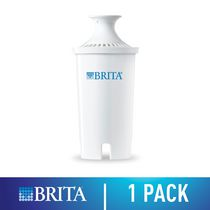 Brita® Standard Water Filter, Standard Replacement Filters for Pitchers and Dispensers, BPA Free, 1 Count
