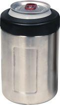 North 49 Stainless Steel 355 ml (12 oz) Can Brew-zie Holder