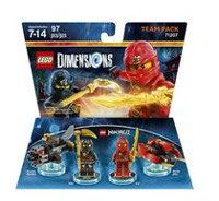 Lego Dimensions Ninjago Team Pack