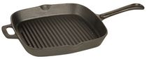 World Famous Cast Iron Grill Pan