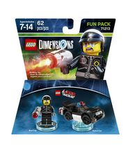 Lego Dimensions Lego Bad Cop Fun Pack