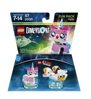 Ensemble d'amusement LEGO Dimensions : « Unikitty Lego »