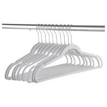 Mainstays 10PK Slim Plastic Hangers