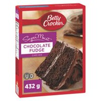 Mélange à Gâteau SuperMoist Fondant au Chocolat de Betty Crocker