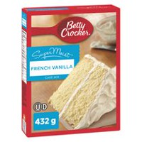 Betty Crocker SuperMoist French Vanilla Cake Mix