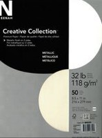 Creative Collection Metallic - Papier de qualité