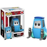 Funko Pop! Disney Pixar: Cars 3 - GUIDO Vinyl Figure WM Exclusive
