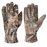 Realtree Men's Sherpa Lined Gloves L/XL