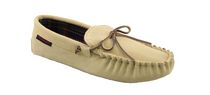 Canadiana Men's 18DUVALLM17 Suede Leather Slipper 10