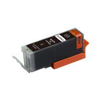 L-ink PGI-250XL Cartouche à Jet d'encres Noir Compatible (PGI250)(6432B001)