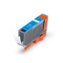 L-ink  CLI-221 Cartouche à Jet d'encres Cyan Compatible (CLI221)(2947B001)