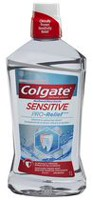 Colgate Sensitive Pro-Relief Soothing Fresh Mint Mouthwash